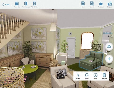 Room Planner U0026 Interior Design: Floor Plan Creator 3D For IKEA